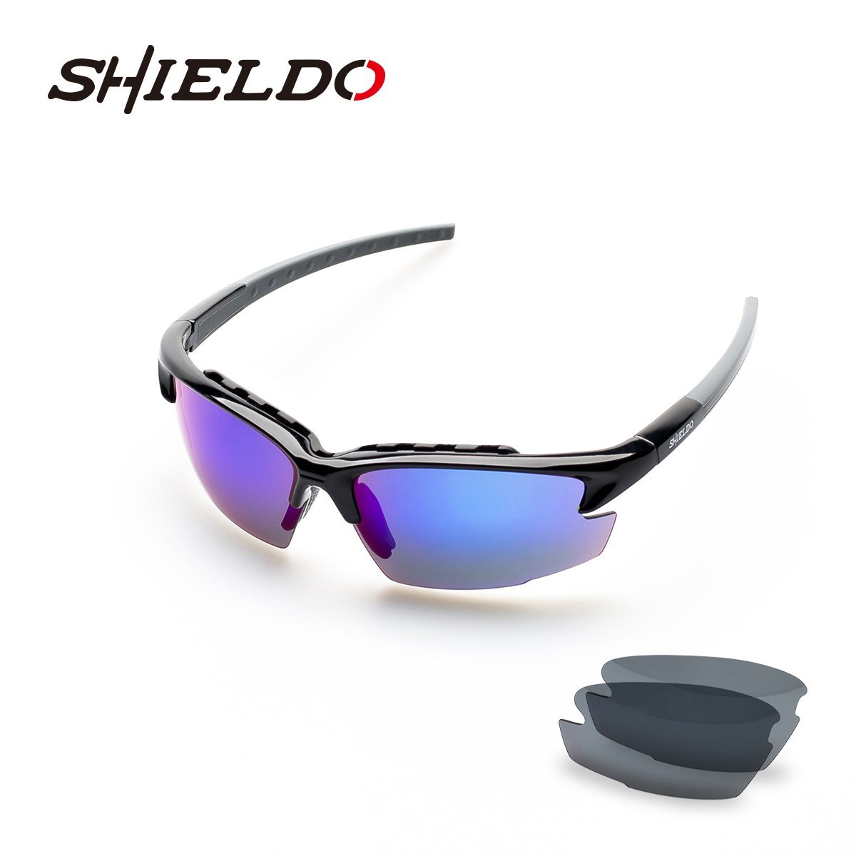 Sports Sunglasses for Baseball Golf and More