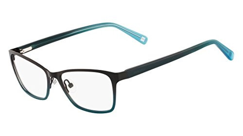 Nine West Teal Ombre Eyeglasses