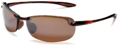Maui Jim Tortoise and Bronze Makaha Sunglasses
