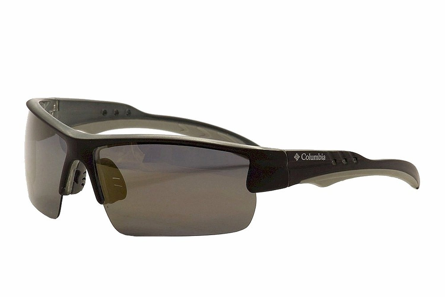 Unisex Matte Black 903 Sports Sunglasses