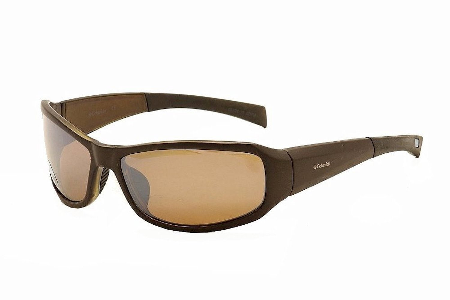 Columbia Unisex CBC80102 Brown Sunglasses