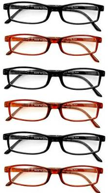 Extra Value Pack of Reading Glasses by Extra Pair