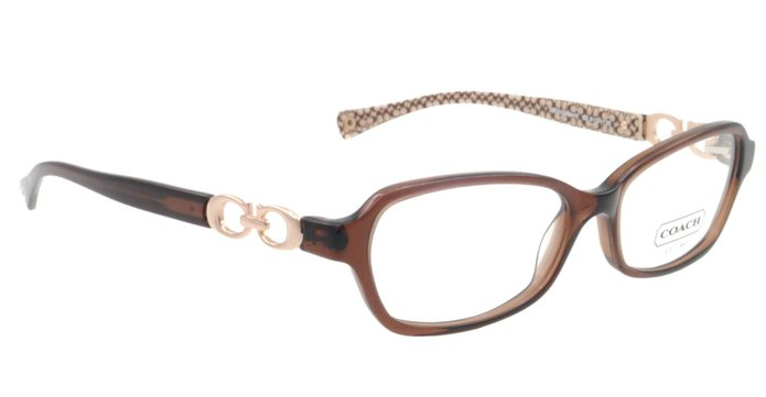 Coach Vanessa Brown Eyeglasses
