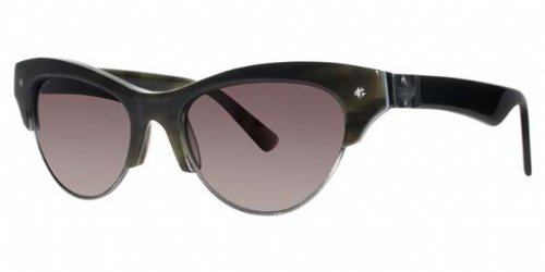 Nicole Miller Vesey Womens Cat Eye Sunglasses