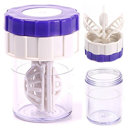Manual Contact Lens Cleaning Case