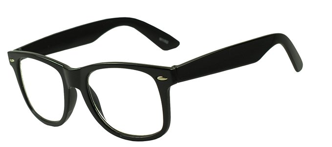 Wonderful Wayfarer Reading Glasses in the strength of Your Choice
