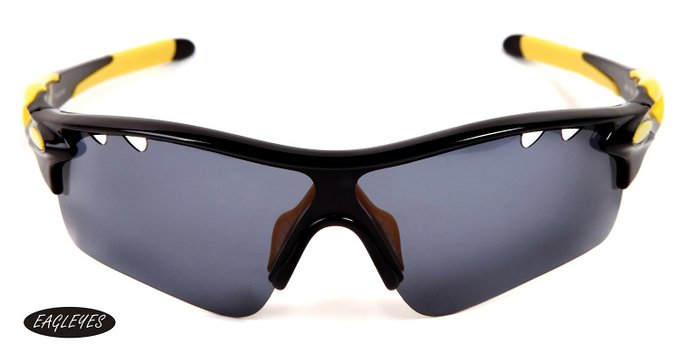 Nike Wayfarers Sports Sunglasses