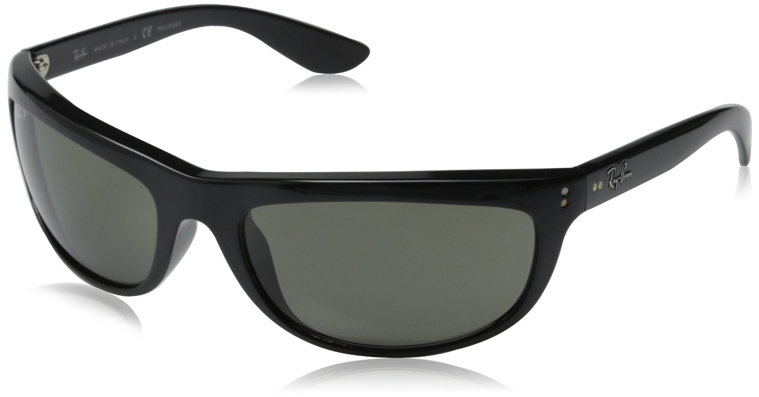 Ray Ban Balorama Crystal Green Sunglasses