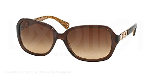 Coach Brown Beatrice Sunglasses