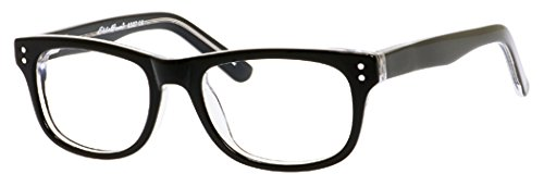 Black Crystal Eyeglasses by Eddie Bauer