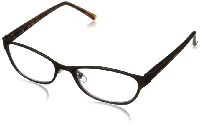 Foster Grant Charlsie Rectangular Reading Glasses