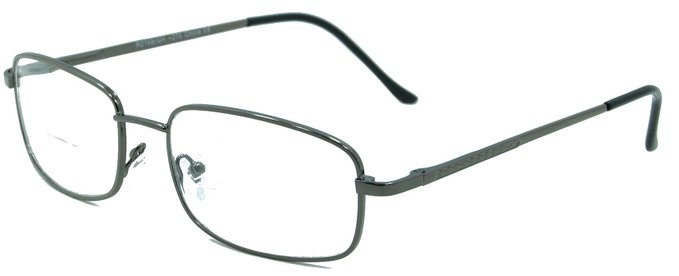 Look Smart with In Style Eyes Enda Middle BiFocal Reading Glasses