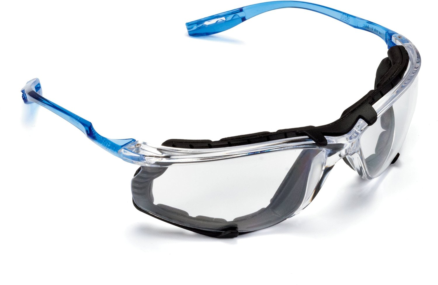 Foam Gasket Safety Glasses with Anti Fog Lenses