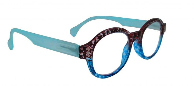 Fun and Funky Reading Glasses with Progressive Power Lenses