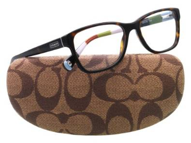 Jolly Julayne Dark Tortoise Coach Glasses