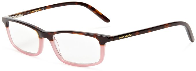 Kate Spade Womens Jodie Rectangular Reading Glasses