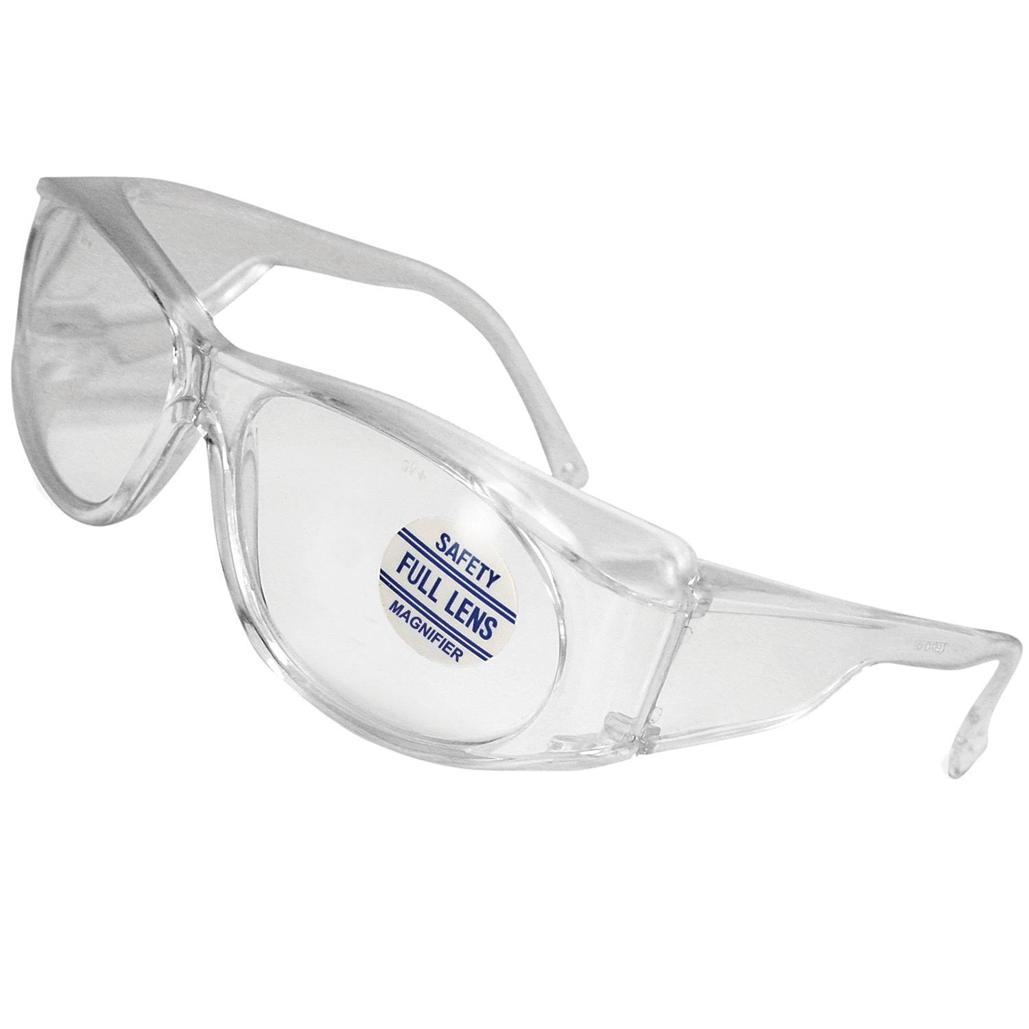 Mag-Safe Reader Safety Glasses