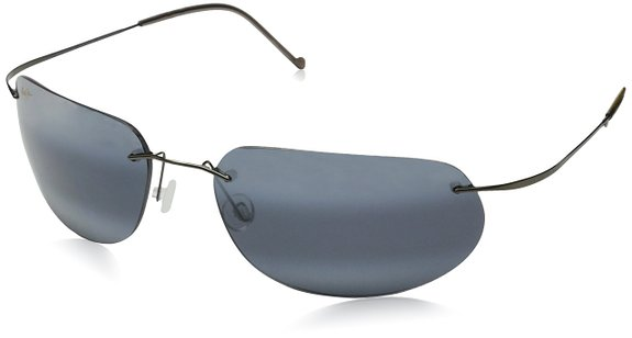 Maui Jim Ka'anapali Titanium Polarized Men's Sunglasses