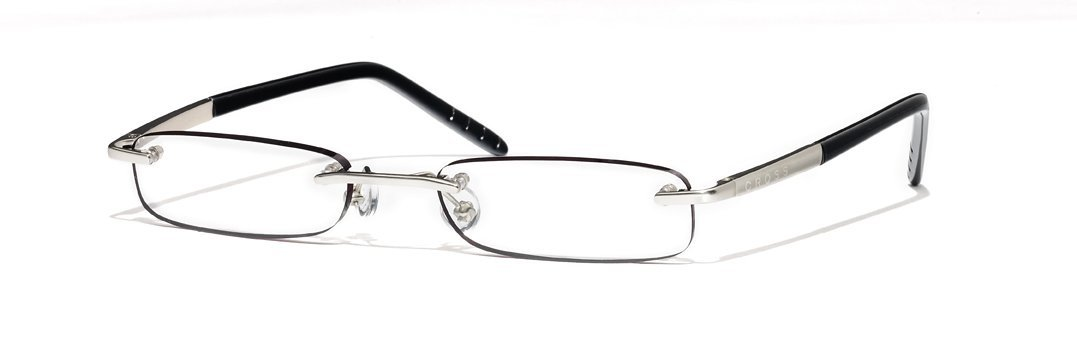 Cross Melville Collection Matte Silver Readers