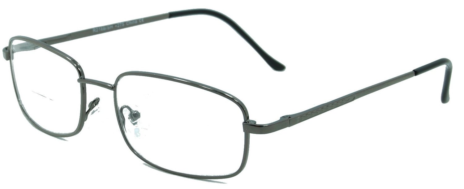 In Style Eyes® Enda Middle BiFocal Reading Glasses Look Smart and Give You Flexibilty