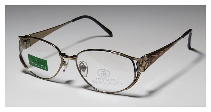Paolo Gucci Designer Reading Glasses