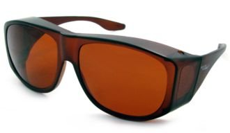 Solar Shield Fits-Over Sunglasses - SS Polycarbonate